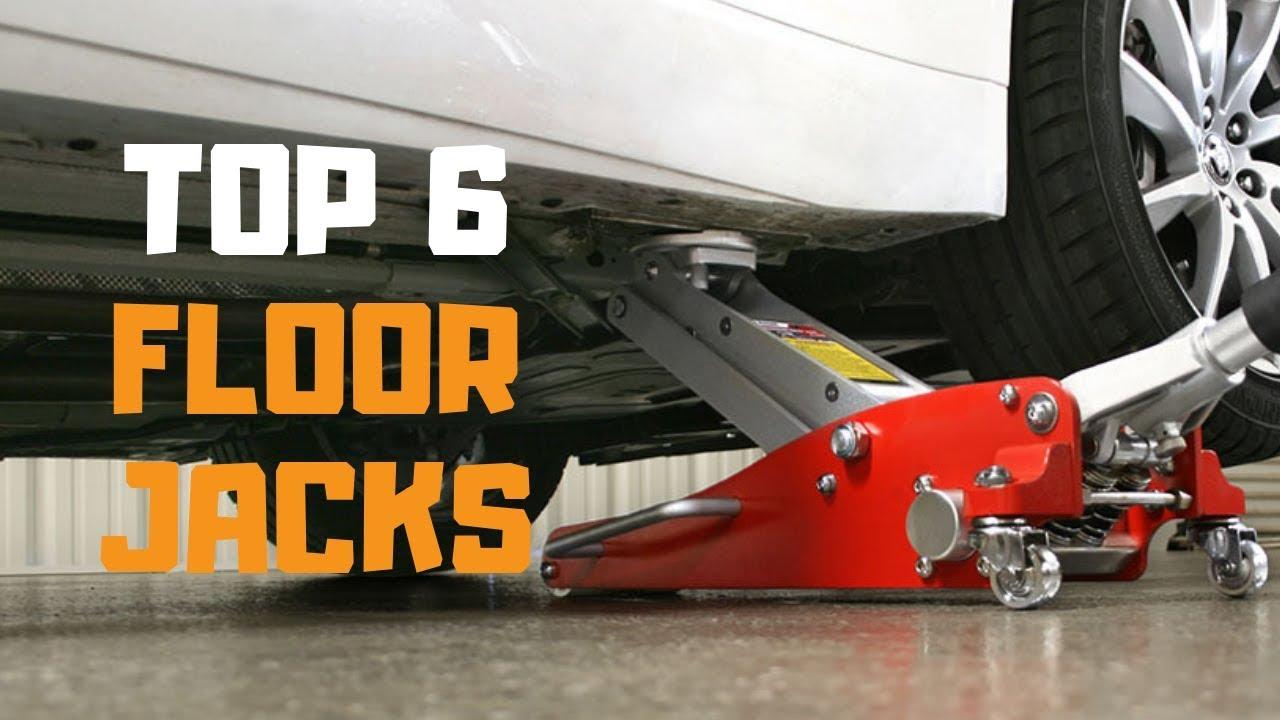 Floor Jack in 2019 - Top 6 Floor Jacks