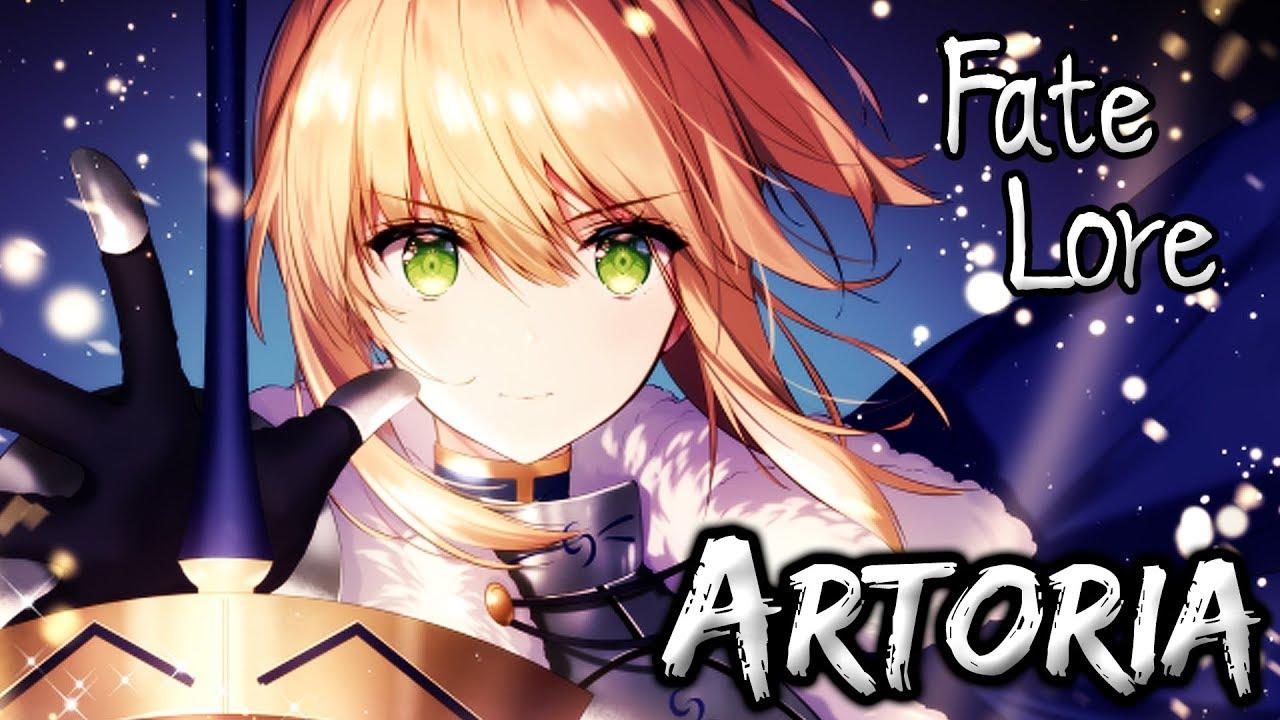 Artoria Pendragon History