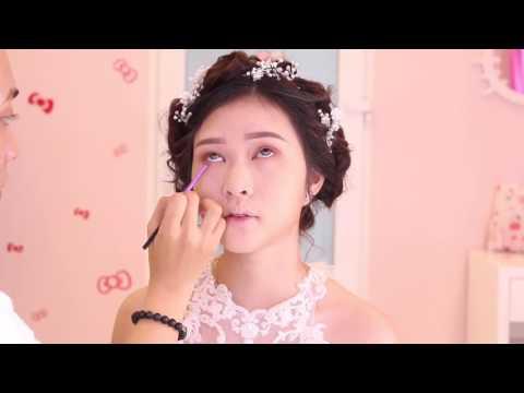 Make up bridal style by Nhut Nguyen (BellaStudio)