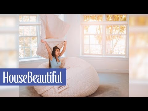 Every Cuddle Lover Needs A Lovesac | House Beautiful