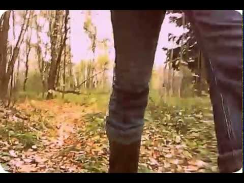 My selfy vid. Cleaning my new Baffin  hunter rubber boots in woody puddle.