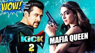 Salman की KICK 2 का होगा 2019 Christmas में धमाका, अगली फिल्म में बनेगी Gangster
