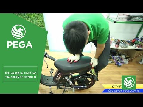 Kiểm tra độ bền xe điện HKbike CAP - A