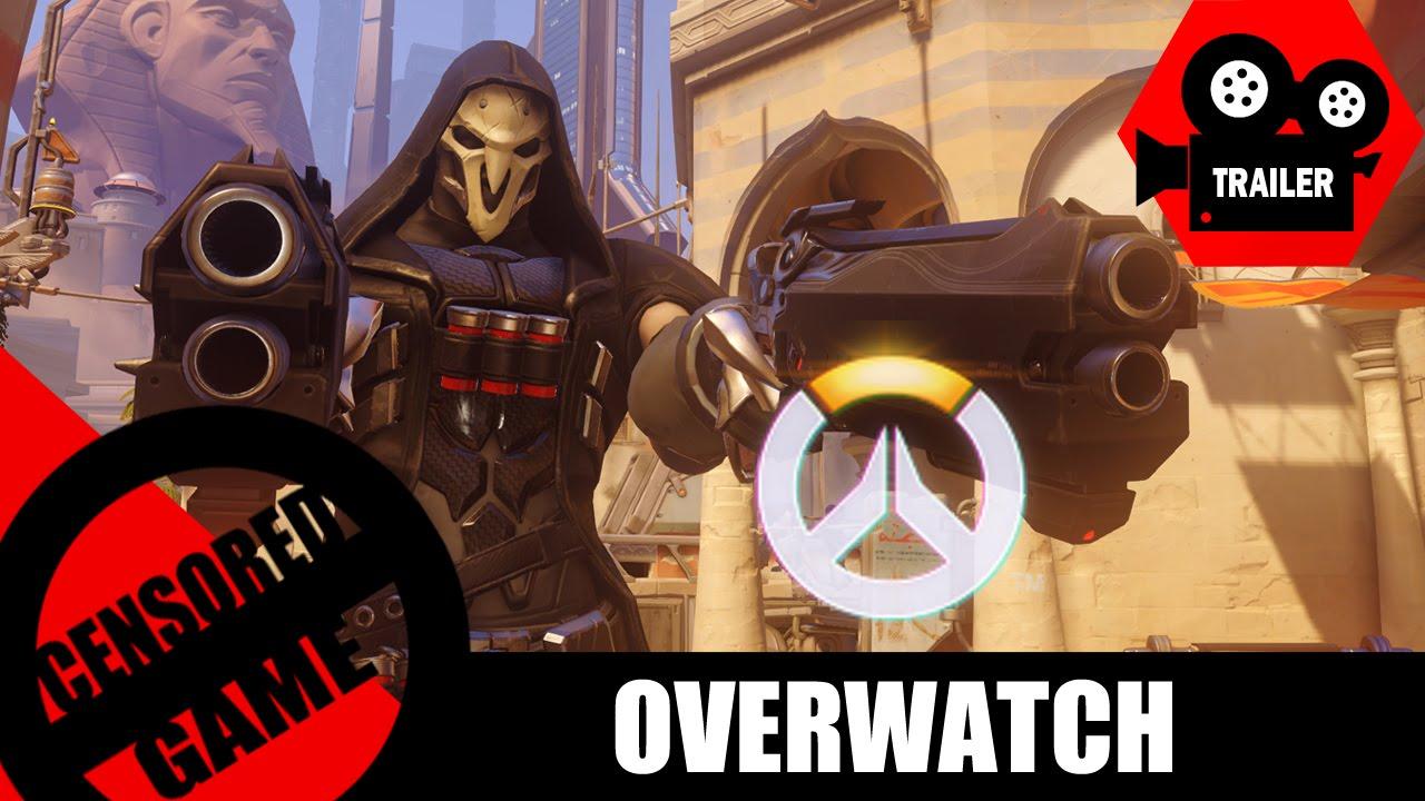 Overwatch официальный