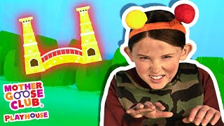 London Bridge is Falling Down + More | Mother Goose Club Dress Up Theater #NurseryRhymes