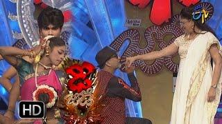 Dhee Jodi - 17th August 2016- Full Episode – ETV Telugu