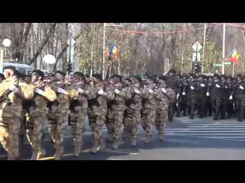 Romanian Military Parade 2016 Bucharest
