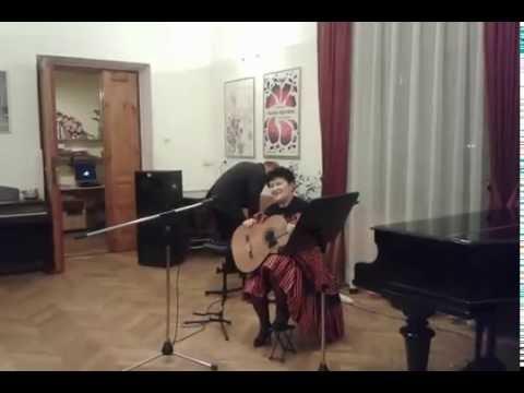 Dla Róży – Kompozycja i wyk.Lucyna Gawlik Kraków Klub Muzyki Wsp