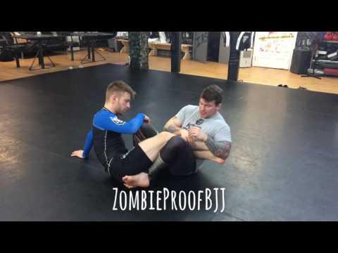 Entry To Eddie Cummings Control (Tony Montana) - ZombieProofBJJ (BreakDown)