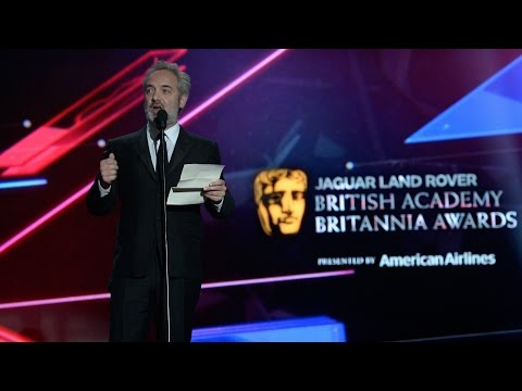Sam Mendes: Top Ten Tips for Directors - 2015 British Academy Britannia Awards
