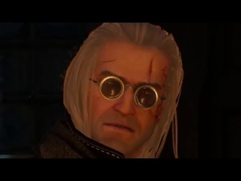 [The Witcher 3: Hearts of Stone] The True Story Behind the Professor's Spectacles