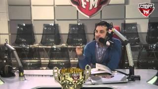 Фил Эспозито в гостях у 100% Утра на Спорт FM