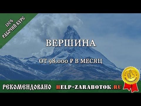 Курс Вершина Игорь Пахомов - реальные отзывы