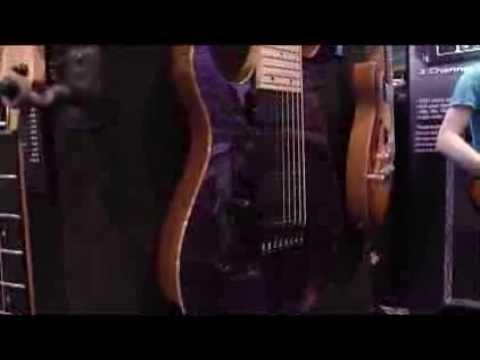 CARVIN - NAMM 2014 - TMNtv Booth Tour