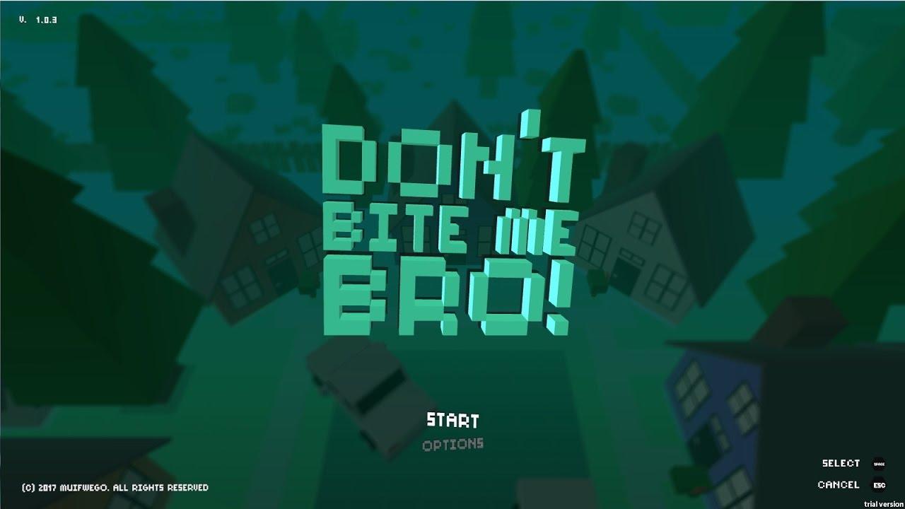 dont bite me bro ps4 download