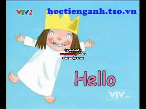Tiếng Anh cho trẻ em _ Bài 1 - hoctienganh.tso.vn