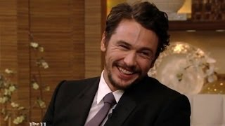 "James Franco ""Embarrassed"" for Sexting Teen on Instagram"