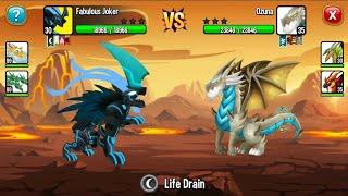 Baixar FIGHT WITH MY RUNE DRAGON | Dragon city Random fight #5