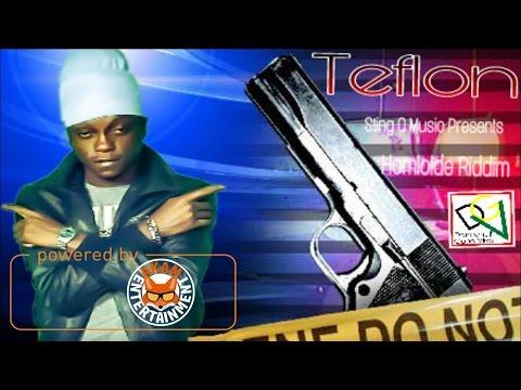 Teflon - Murder Yuh Thing Deh (Alkaline Diss) January 2017