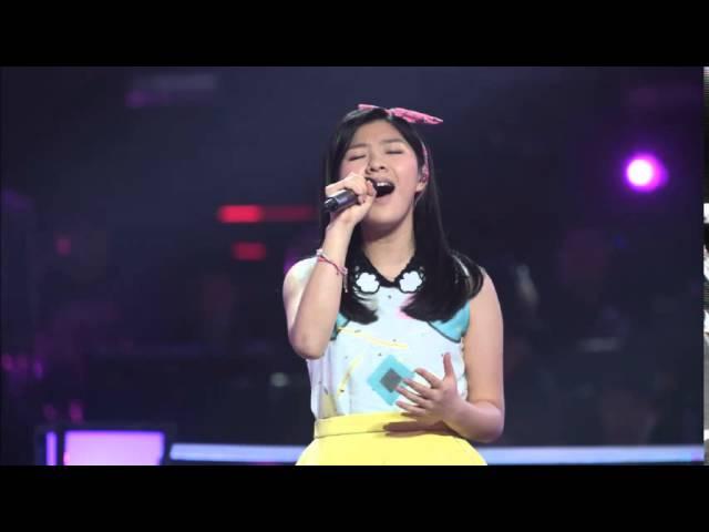 中國好聲音 第四季 - 第八期 2015-09-06 關詩敏 - 聽見下雨的聲音 無雜音版