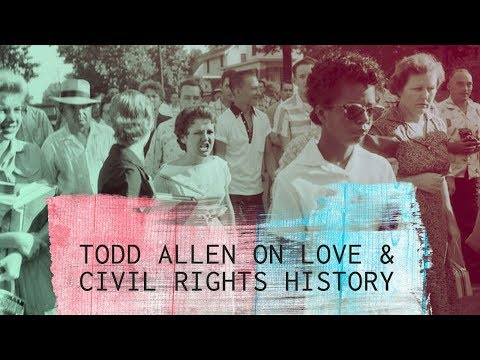 Eyes Forward, Looking Back: Learning Love and Humility from the Civil Rights Movement- Todd Allen