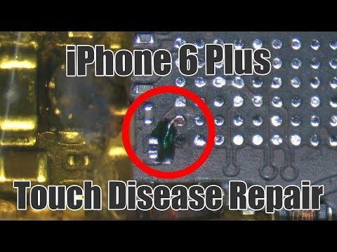 iPhone 6 Plus Touch Disease Repair at Hotshot Repair in Columbia MO
