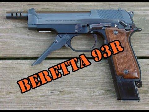 Beretta 93R | Mundo das Armas 6
