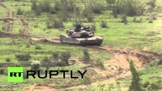 Bulgaria: US Army joins Bulgarian forces for final stage of NATO drills