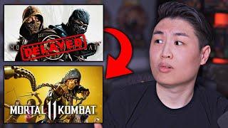 REAL Reason Il film di Mortal Kombat (2021) è stato ritardato ...