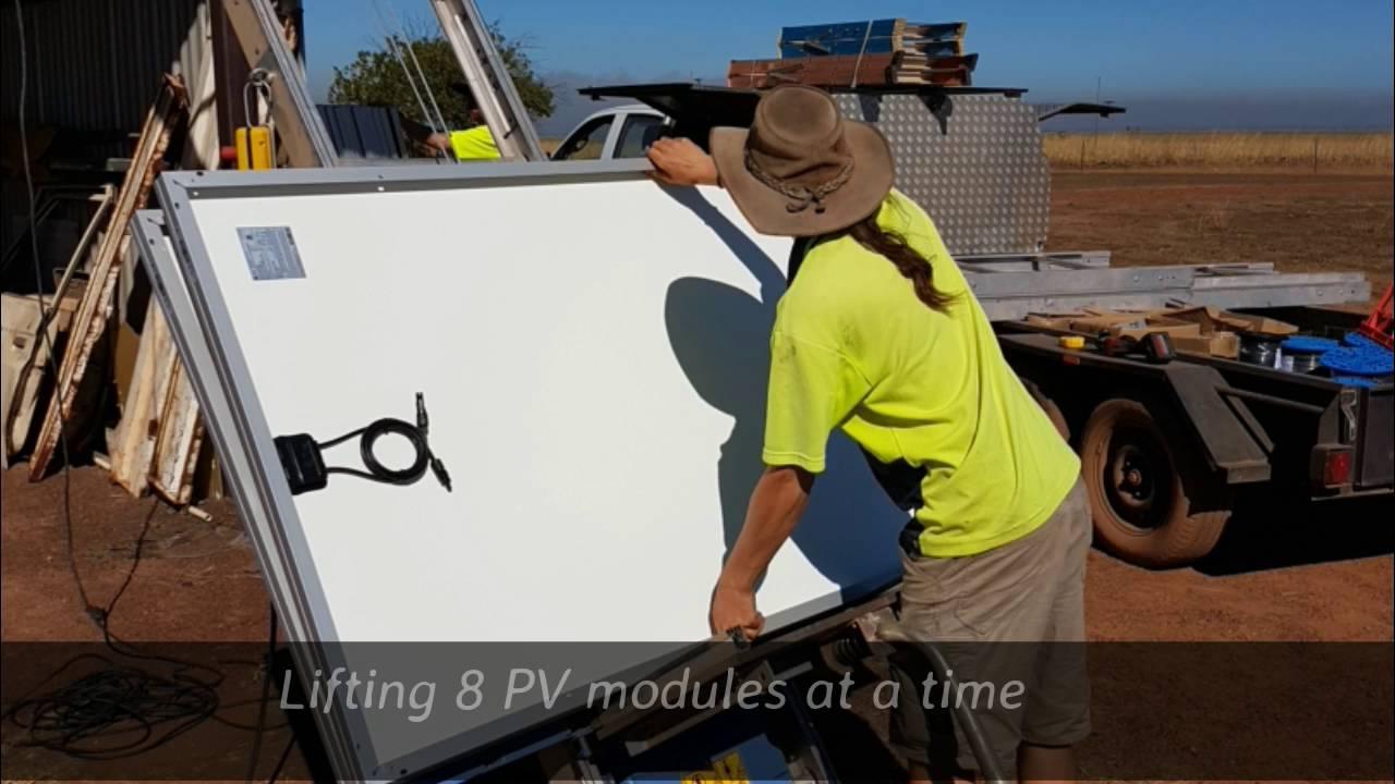GEDA SolarLift | Energy Smart Water