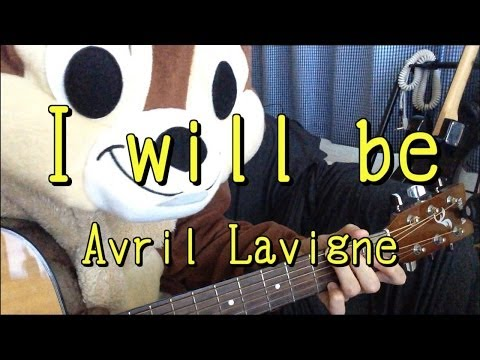 I Will Be/Avril Lavigne/Guitar Chords
