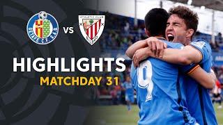 Highlights Getafe CF vs Athletic Club (1-0)