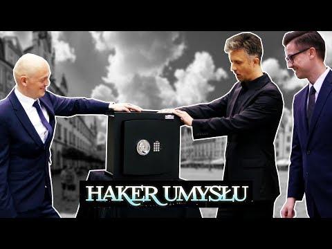 """""""Haker umysłu"""": Łukasz Płoszajski... włamywaczem?!"""