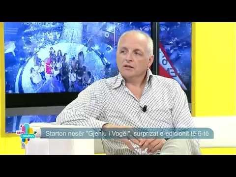 Takimi i pasdites - Starton 'Gjeniu i vogel 6' ne Tv Klan! (17 tetor 2014)