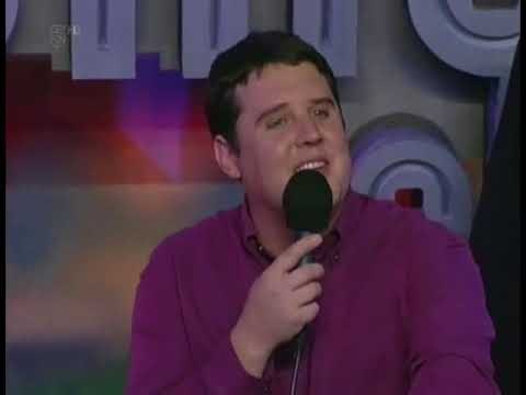 Young Peter Kay Who Wants to be a Millionaire?
