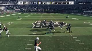 Madden NFL 18 #IrunUchase with Lynch     PSN:DaKahuna808