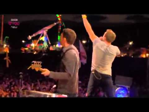 Coldplay - Lost! Live T Park Scotland