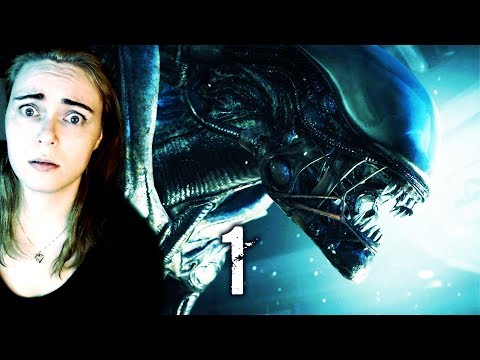 Alien Isolation (Blind) #1 (Aliens like Cheese right??)