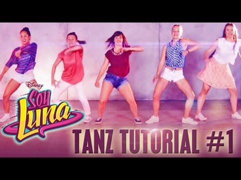 ALAS Dance Tutorial #1 - Tanze wie ein SOY LUNA-Star - im DISNEY CHANNEL