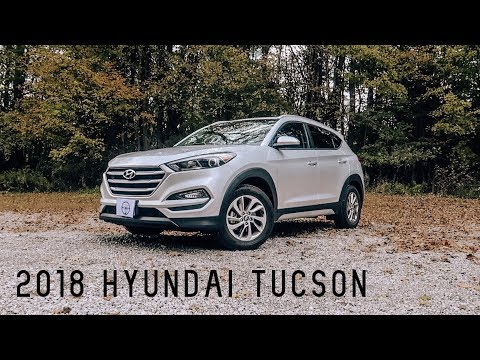 2018 Hyundai Tucson | Full Review & Test Drive
