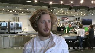 Leer plantaardig koken met Pieter-Jan Lint