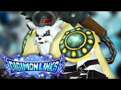 GET YOUR 100 FREE STONES! Digimon Links Advent Beginnings Vikemon Gameplay   Digimon Links!