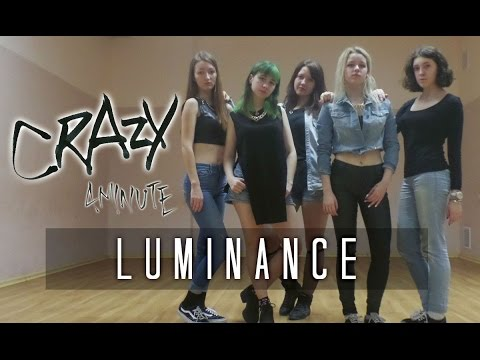 4MINUTE - 미쳐 Crazy dance cover by Luminance