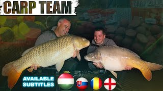 On Big Carps' Trail episode 20.  TripleX for Big-Fish Fishing