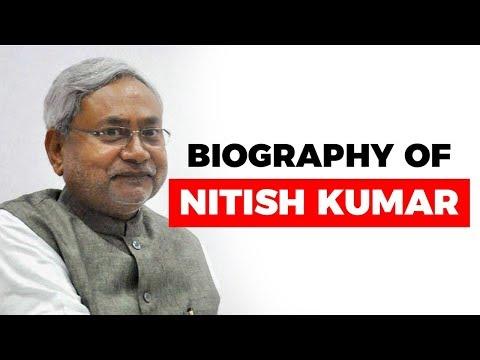 Biography of Nitish
