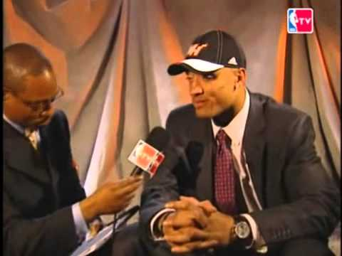 Michael Beasley | 2008 NBA Draft and Interview