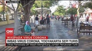 Imbas Virus Corona, Yogyakarta Sepi Turis