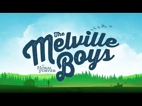 THE MELVILLE BOYS: A Theatre Jacksonville production