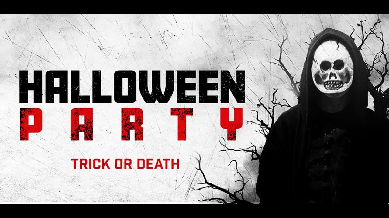 Horror Halloween Party 2020 Halloween Party (2020) Official Trailer | New Horror Movie