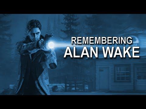 Remembering Alan Wake | PostMesmeric